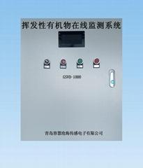 青岛容慧VOC在线监测系统厂家 挥发性有机物检测仪