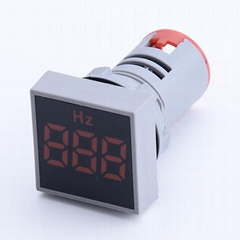 indicator frequency meter led digital display electricity frequency meter