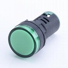 hot sale 22mm AD16-22D high quality industrial pilot light signal lamp indicator