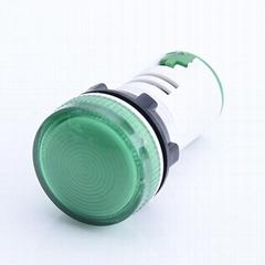 22mm NIN AD16-22CS indicator light B type indicator light led signal lamp