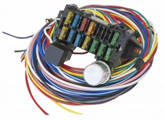 12 circuit Universal Wiring Harness kit