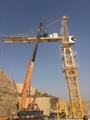 maintenance rental and sale tower crane
