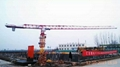 Topless crane PT7532 Max.load of 25T