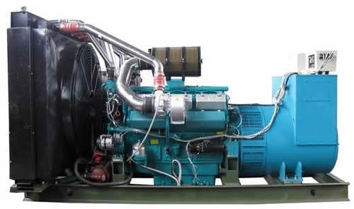 厂家热销800KW上海帕欧柴油发电机组发电机报价 1