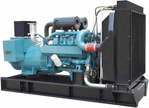 厂商热销650KW韩国大宇柴油发电机组发电机提供 1