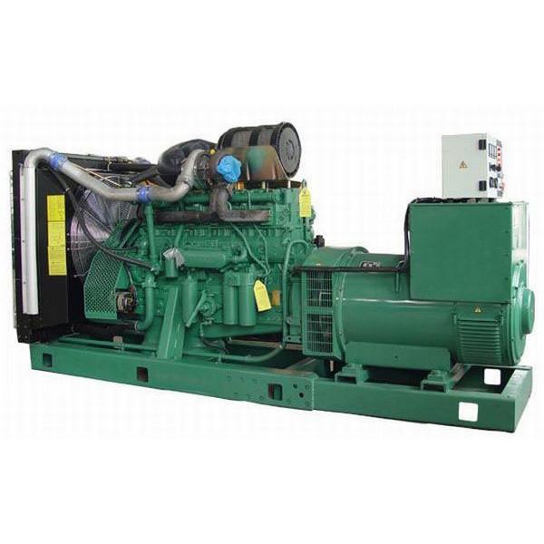 厂商热销504KW沃尔沃柴油发电机组发电机供应 1