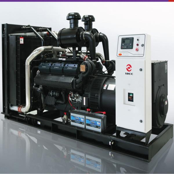现货热销300KW上柴柴油发电机组发电机销售 1