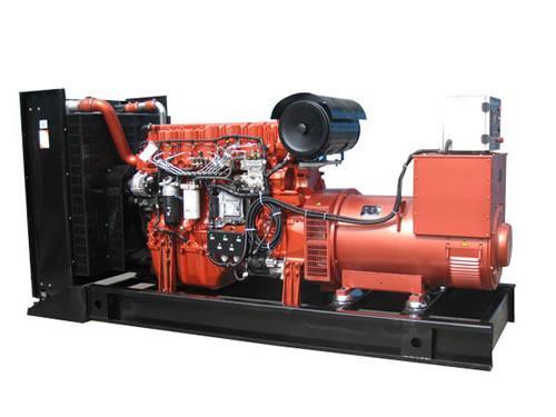 现货热销330KW玉柴柴油发电机组大功率发电机 1