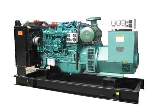 厂家直销500KW玉柴柴油发电机组发电机销售 1