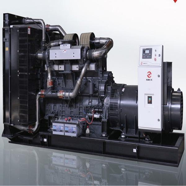 120KW上柴柴油发电机组发电机提供 1
