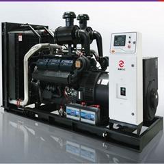 300KW上柴柴油发电机组发电机供应
