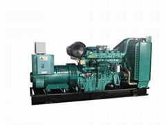 700KW玉柴柴油發電機組發電機提供