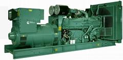 1200KW康明斯发电机组发电机提供