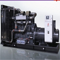 800KW上柴柴油发电机组发电机提供