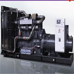 800KW上柴柴油發電機組發電機提供