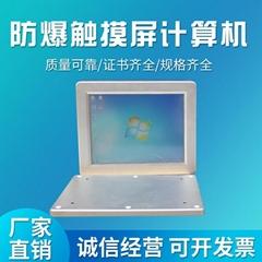 璟安JA-a系列防爆顯示器生產 化工專用