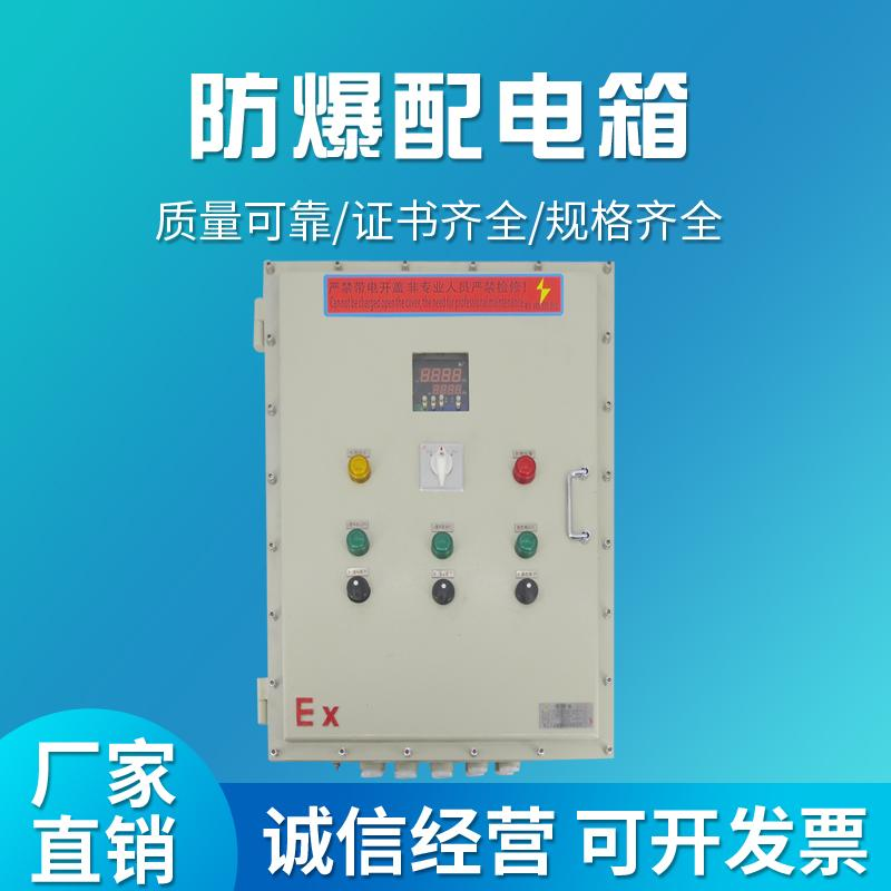防爆配電箱生產銷售生產量大 1