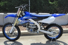 Factory Promotion YZ450F