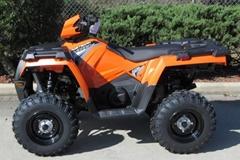 Top Selling Sportsman 450 H.O. EPS LE ATV