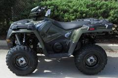 Promotion New Sportsman 450 H.O. ATV
