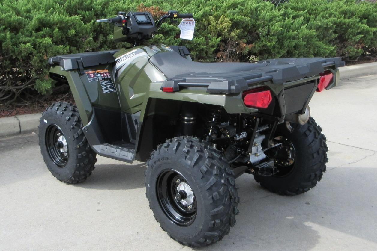 New Original Sportsman 570 EPS ATV 3