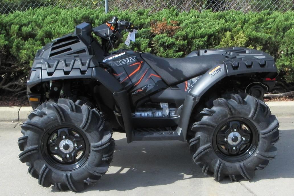 High Quality Sportsman 850 High Lifter Edition ATV 7