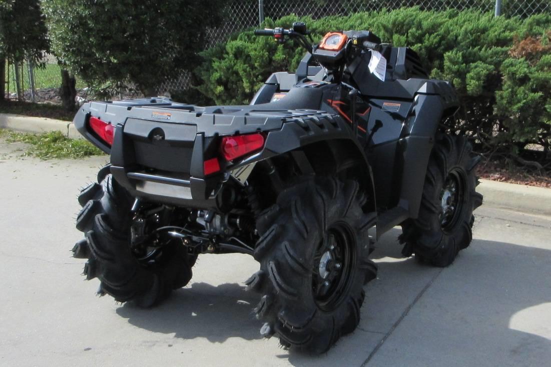 High Quality Sportsman 850 High Lifter Edition ATV 3