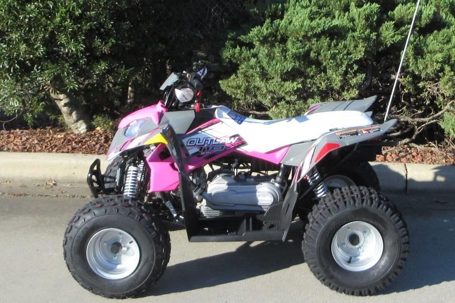 Wholesale New Outlaw 110 Mini ATV 7