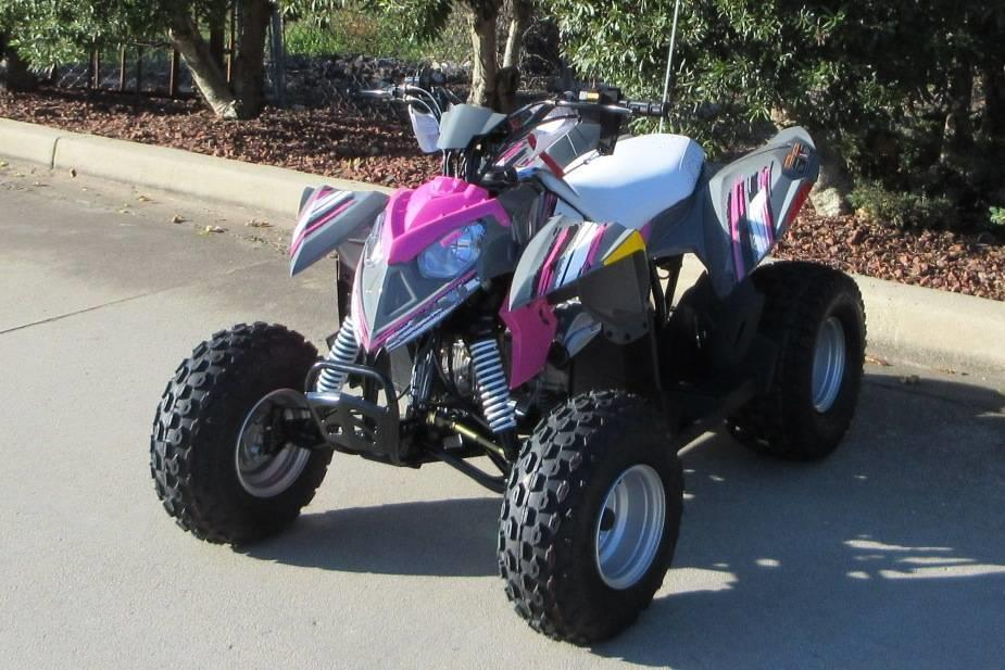 Wholesale New Outlaw 110 Mini ATV 6