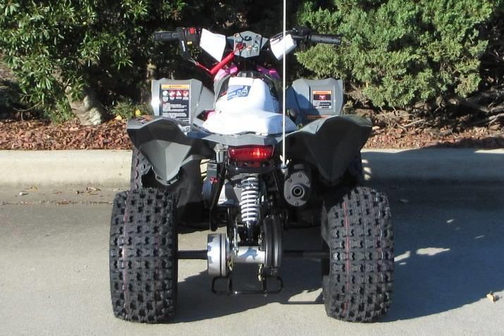 Wholesale New Outlaw 110 Mini ATV 4