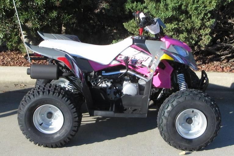 Wholesale New Outlaw 110 Mini ATV 1