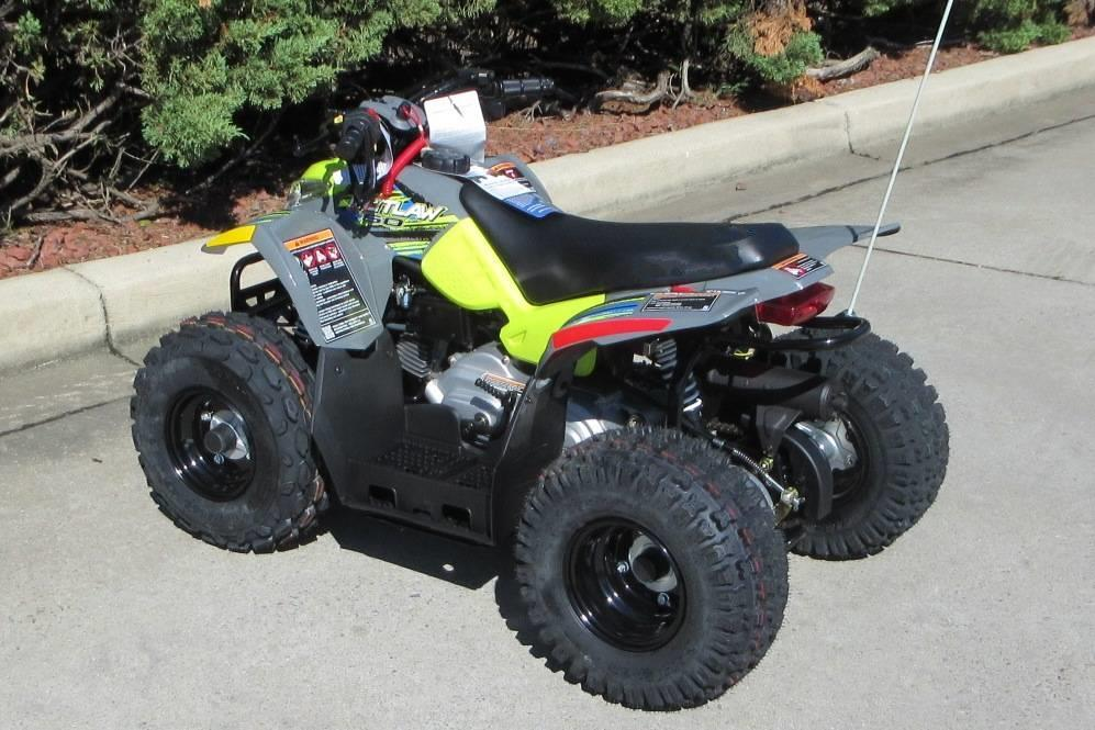 Wholesale New Outlaw 50 ATV 2