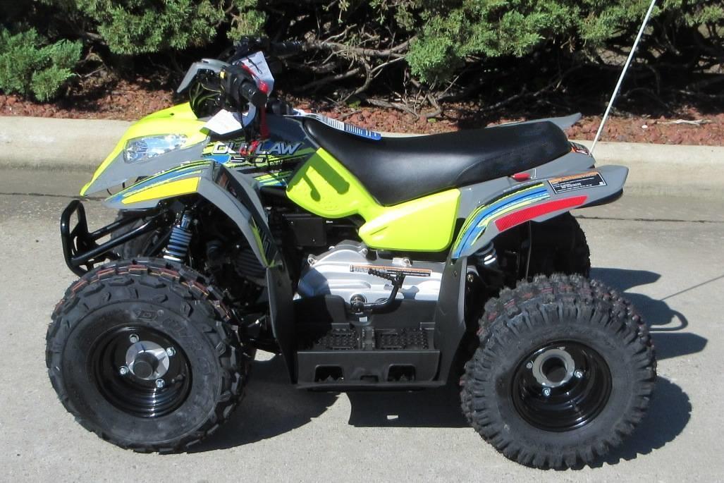 Wholesale New Outlaw 50 ATV 1