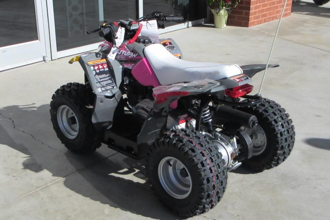 Wholesale New Outlaw 50 ATV 12