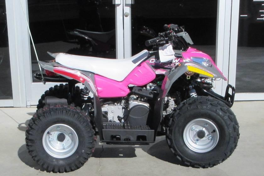 Wholesale New Outlaw 50 ATV 11