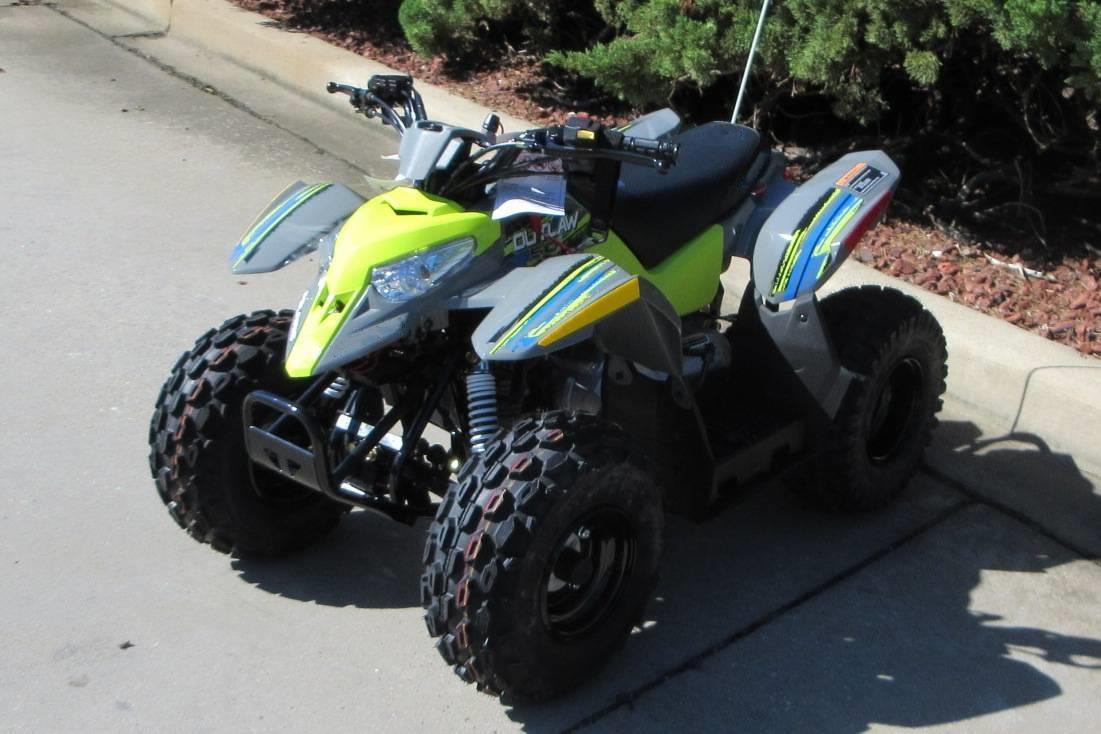 Wholesale New Outlaw 50 ATV 3