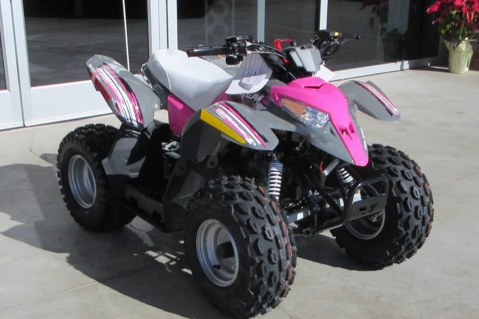 Wholesale New Outlaw 50 ATV 10