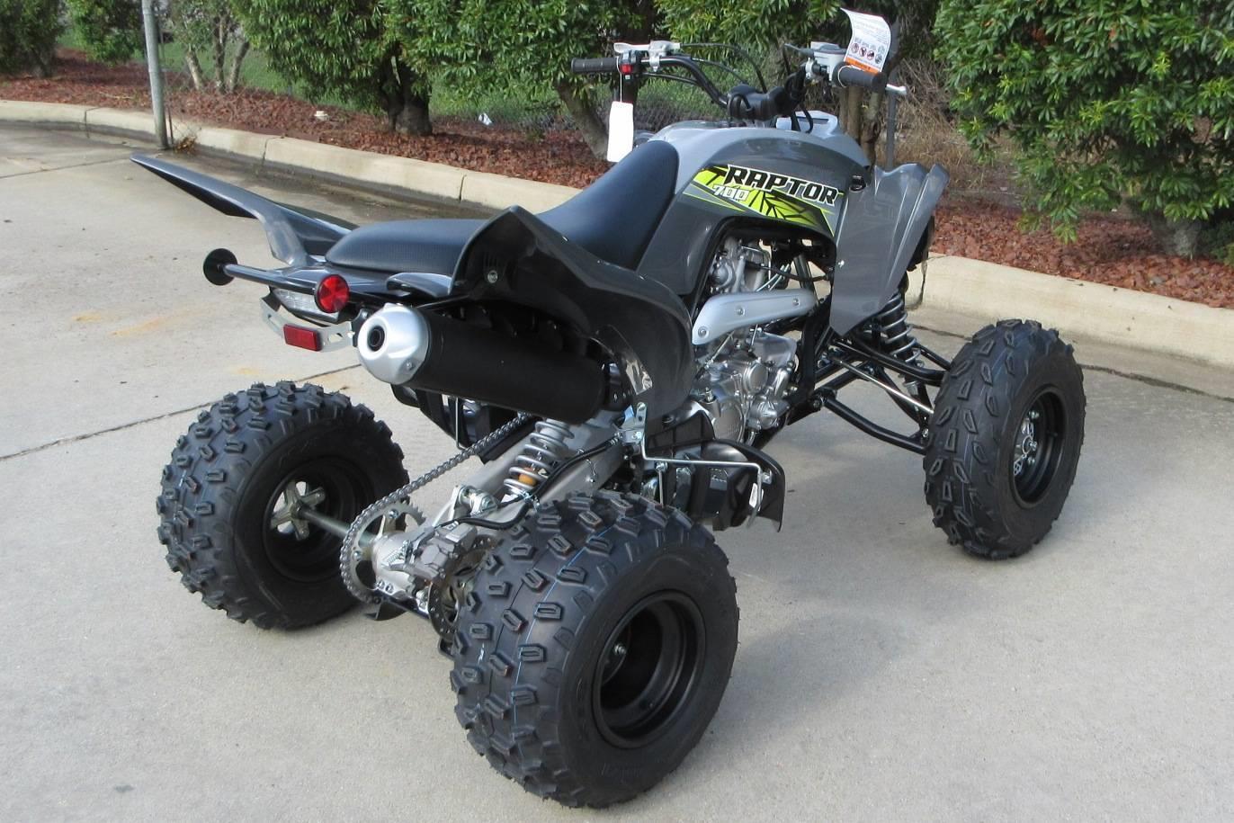 Factory Cheap Price Raptor 700 ATV 6