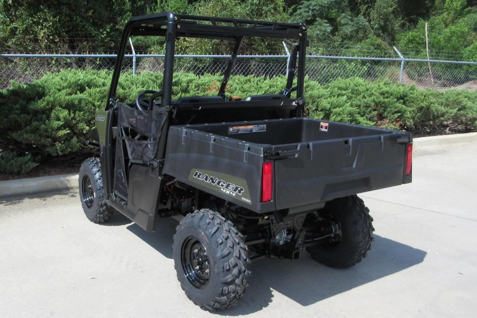 New Original Ranger 500 UTV 5
