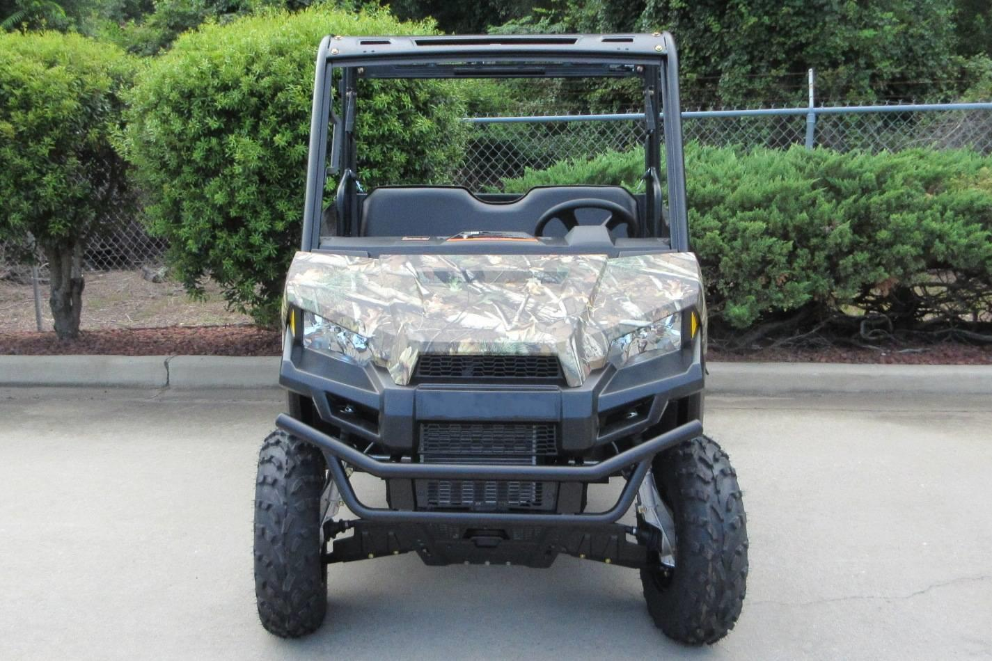 Hot Selling Ranger 570 Pursuit Camo UTV 4