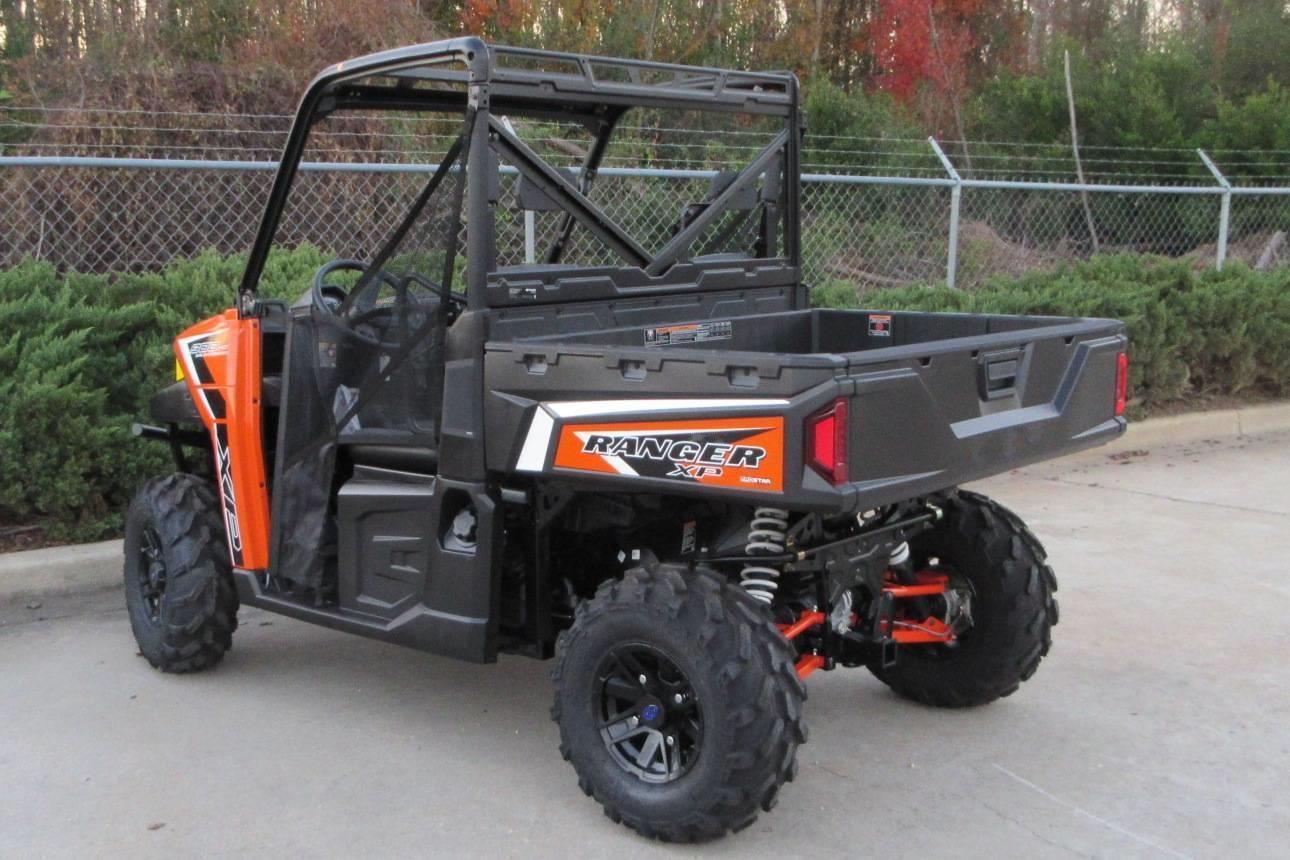 Factory Supplier Ranger XP 900 EPS UTV 4