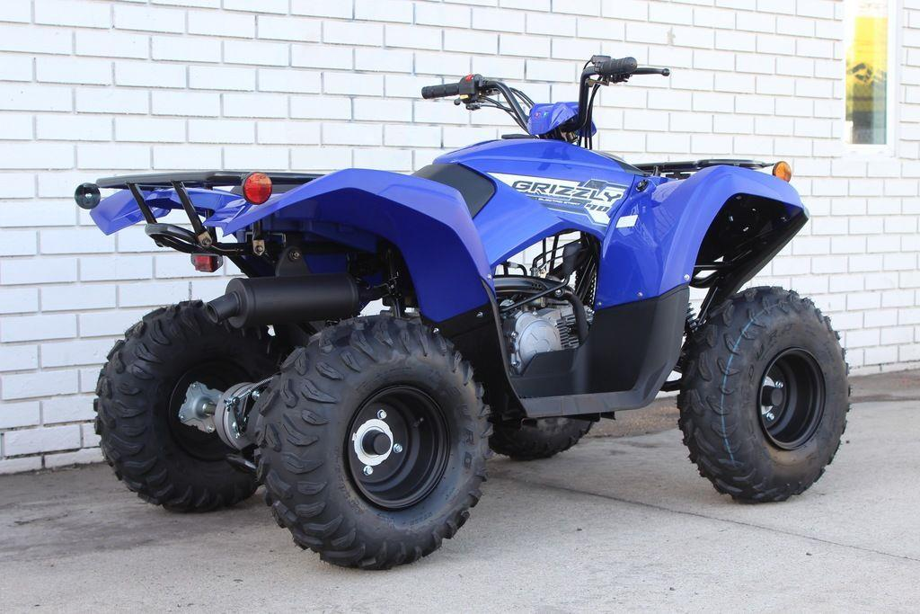 Factory Cheap Price Grizzly 90 ATV 2