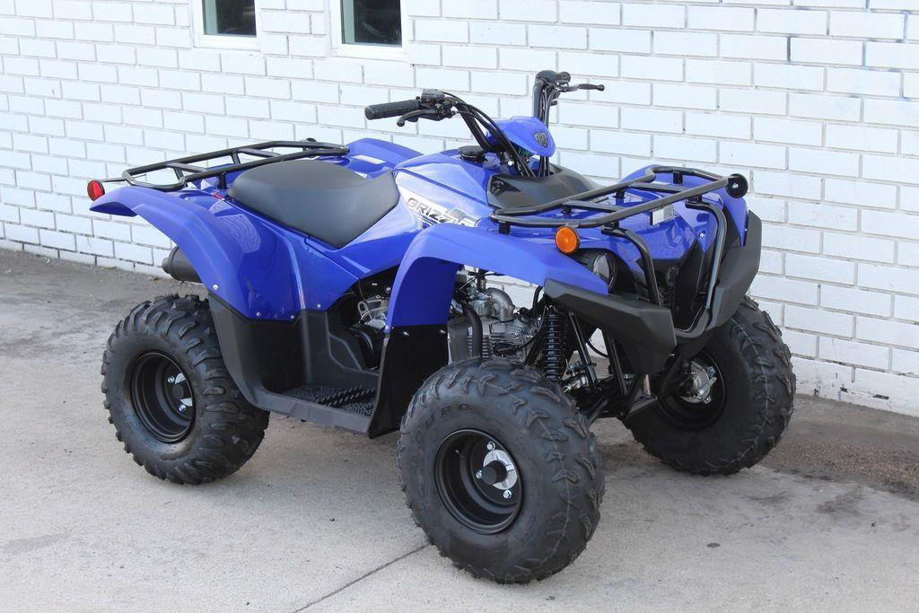 Factory Cheap Price Grizzly 90 ATV 3