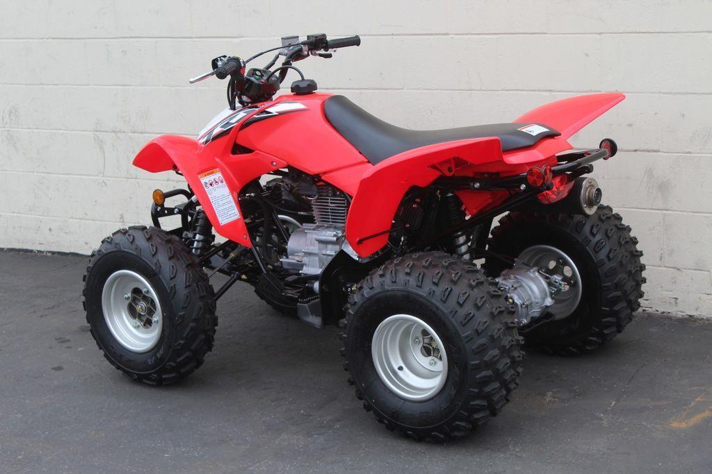 Factory Supplier Best Selling TRX250X ATV 10