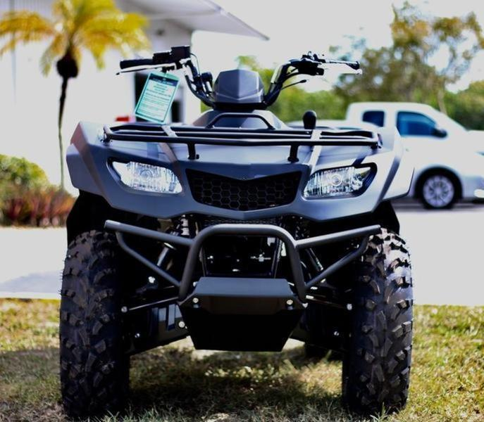 Factory Supplier High Quality KingQuad 400ASi Plus ATV 6
