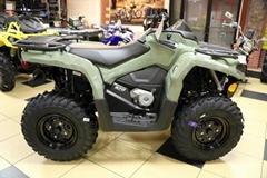 Top Selling Outlander 570 ATV