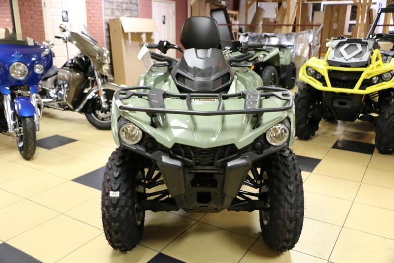 Best Selling Outlander MAX DPS 570 ATV 6