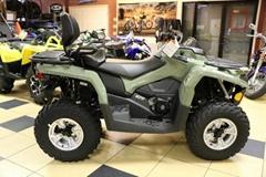 Best Selling Outlander MAX DPS 570 ATV