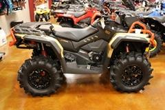 Wholesale New Outlander X mr 1000R Gold, Black &Red ATV