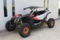 Cheap Discount Maverick X3 X RS TURBO R Gold & Red & Hyper Silver UTV 3